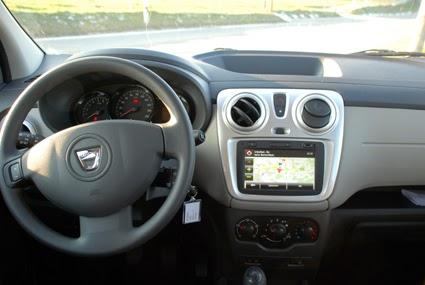 hrk auto-news: Dacia Lodgy Ambiance TCe 115