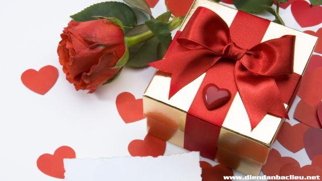 Hình nền tình yêu dễ thương hoa hồng