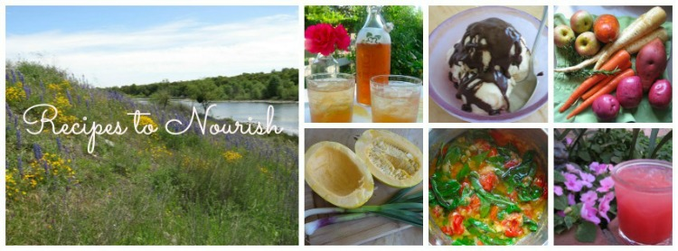 Recipes to Nourish