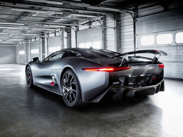 jaguar cx75 2014