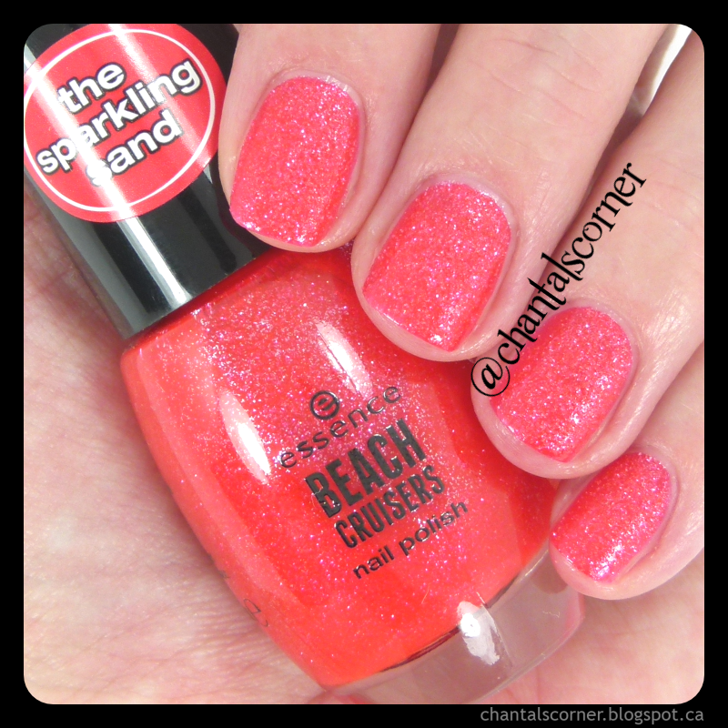 essence beach cruisers nail polish i heart summer break