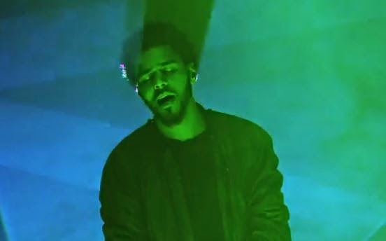 """J. Cole """"Apparently"""" Music Video"""