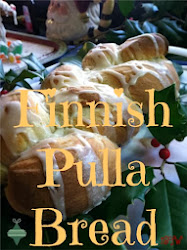 Finnish Pulla Bread