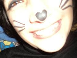 Yo no tengo siete vidas como un gato, ni mala intenciòn ♪