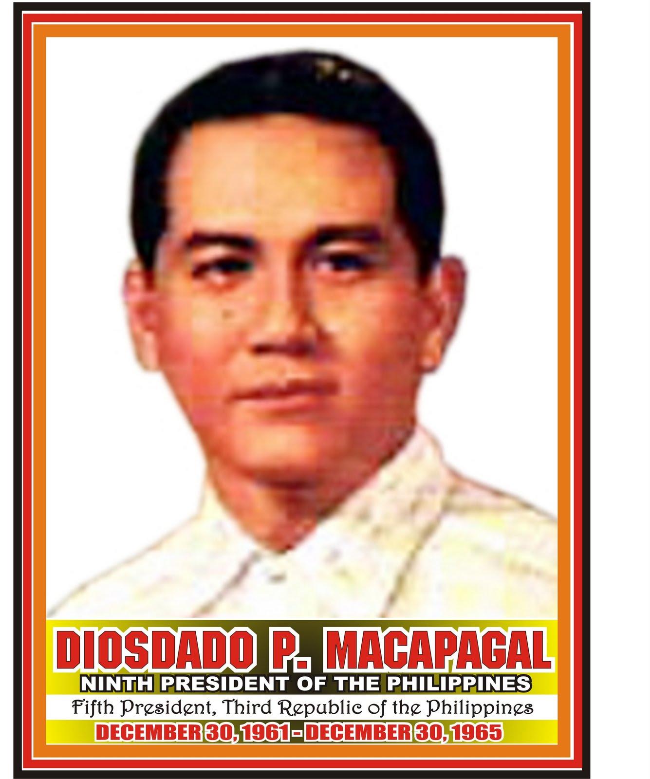 Image Diosdado Macapagal Download