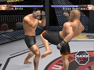 UFC: Throwdown Ps2 Mega Ntsc Iso Juegos Para PlayStation 2