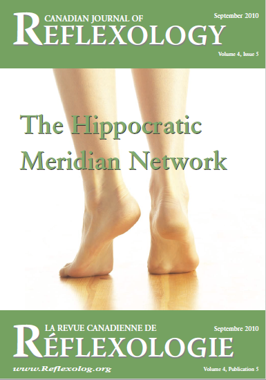 Orthopedic reflexology is based on the Hippocratic meridian network