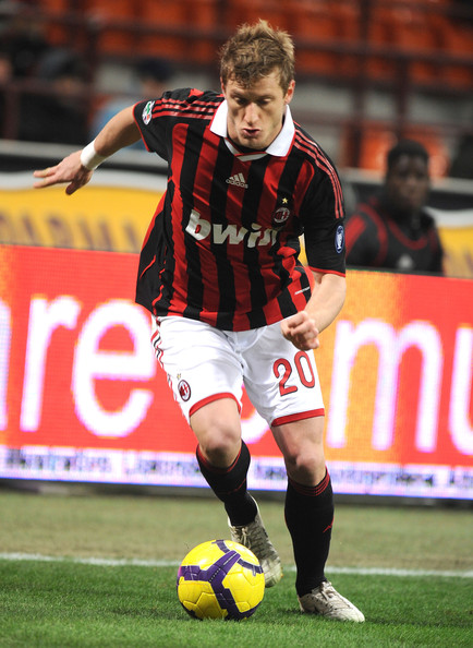 Milan Obsession: Ignazio Abate: The Blonde Fury