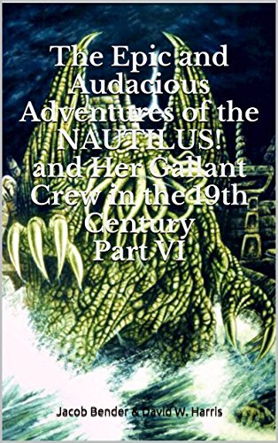 PART VI: Anthology of Vol. 1 & 2: Logistical Problems Presented by the Containment of Aquatic Deity