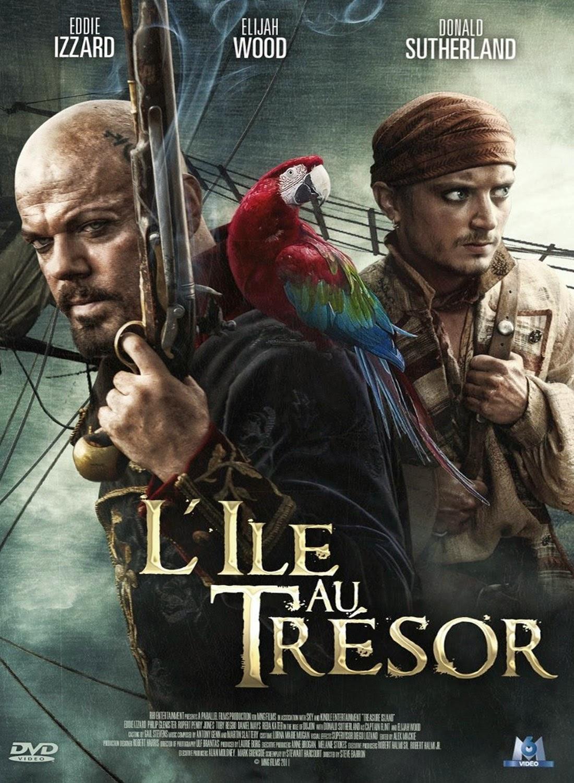 Đảo Châu Báu - Treasure Island (2012) Poster