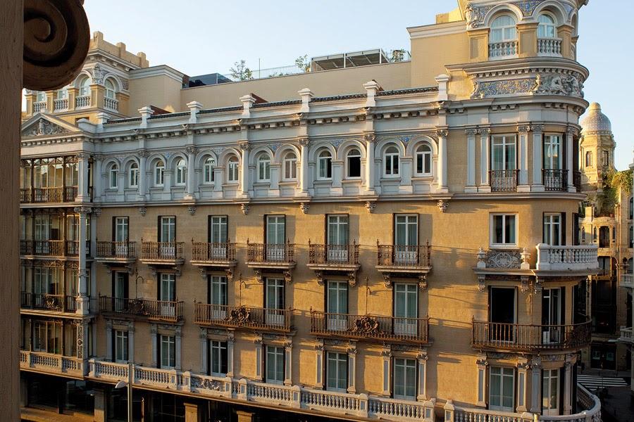 Luxury Hotels De Las Letras Hotel Restaurante