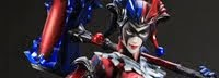 Play Arts Kai Harley Quinn