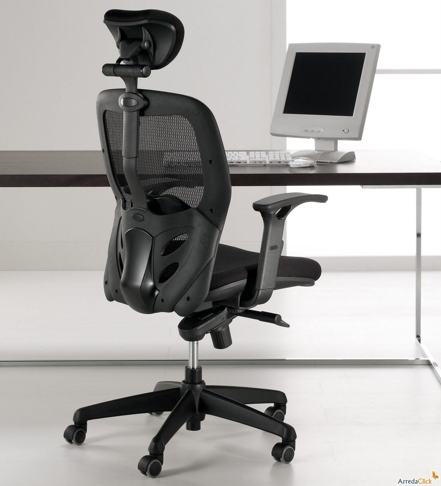 ArredaClick - Il blog sull'arredamento italiano online: Sedie da ufficio: comodità garantita