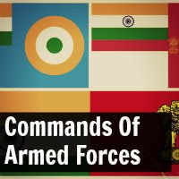 Operational Commands Of Indian Army, Air Force & Navy