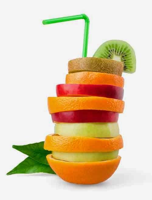 El color de los alimentos nos habla de sus propiedades