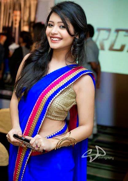 Ena Saha Cute South Indian Beauty