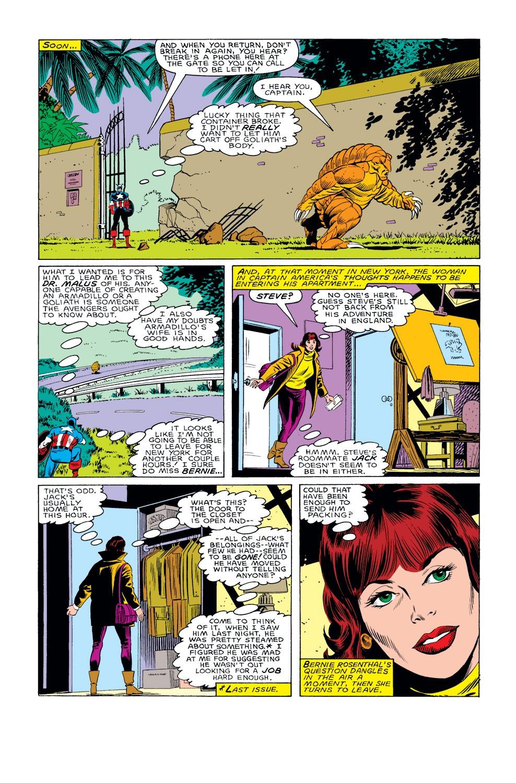 Captain America (1968) Issue #308 #236 - English 16