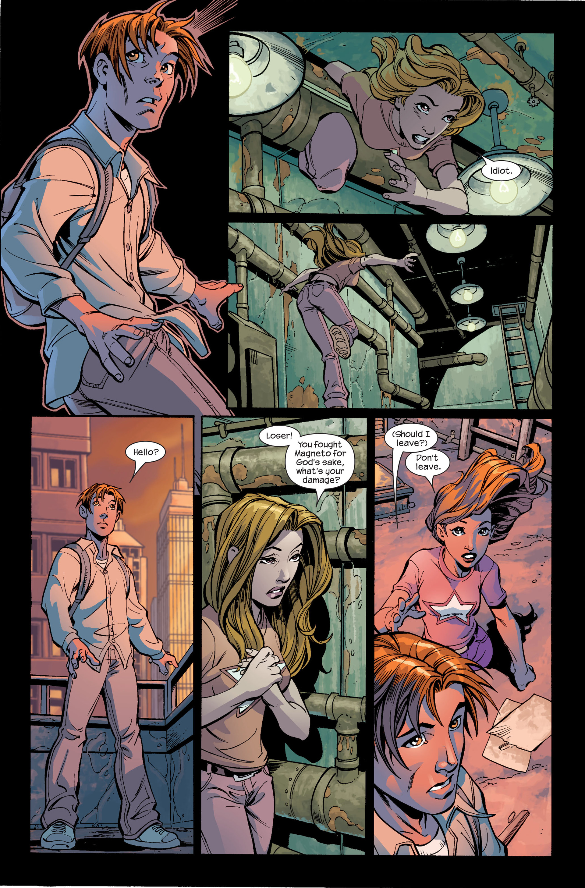 Ultimate Spider-Man (2000) _Annual 1 #1 - English 23