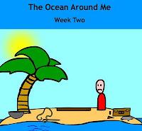 The Ocean Around Me Week Two walkthrough.
