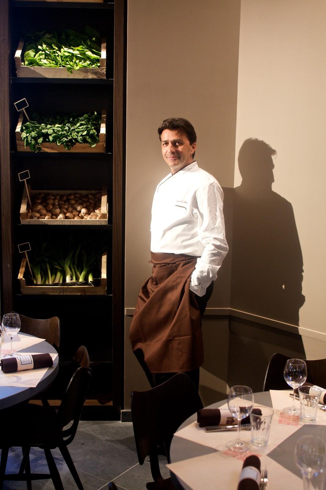Yannick alléno makes the jump from le meurice to cuisine moderne ...