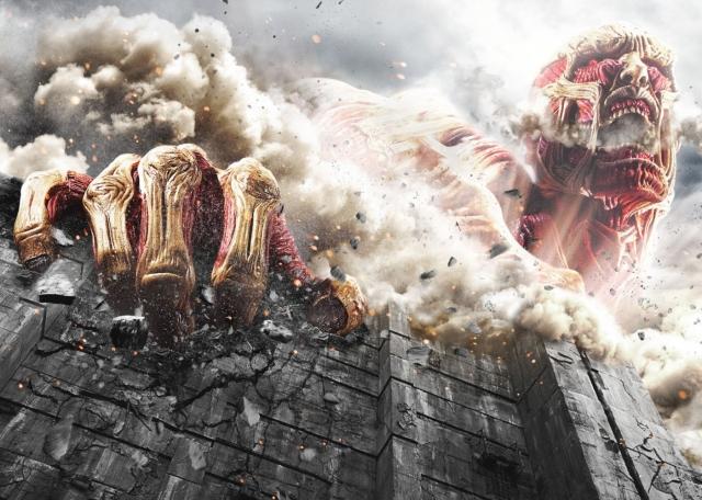 Hình ảnh phim Đại Chiến Titan