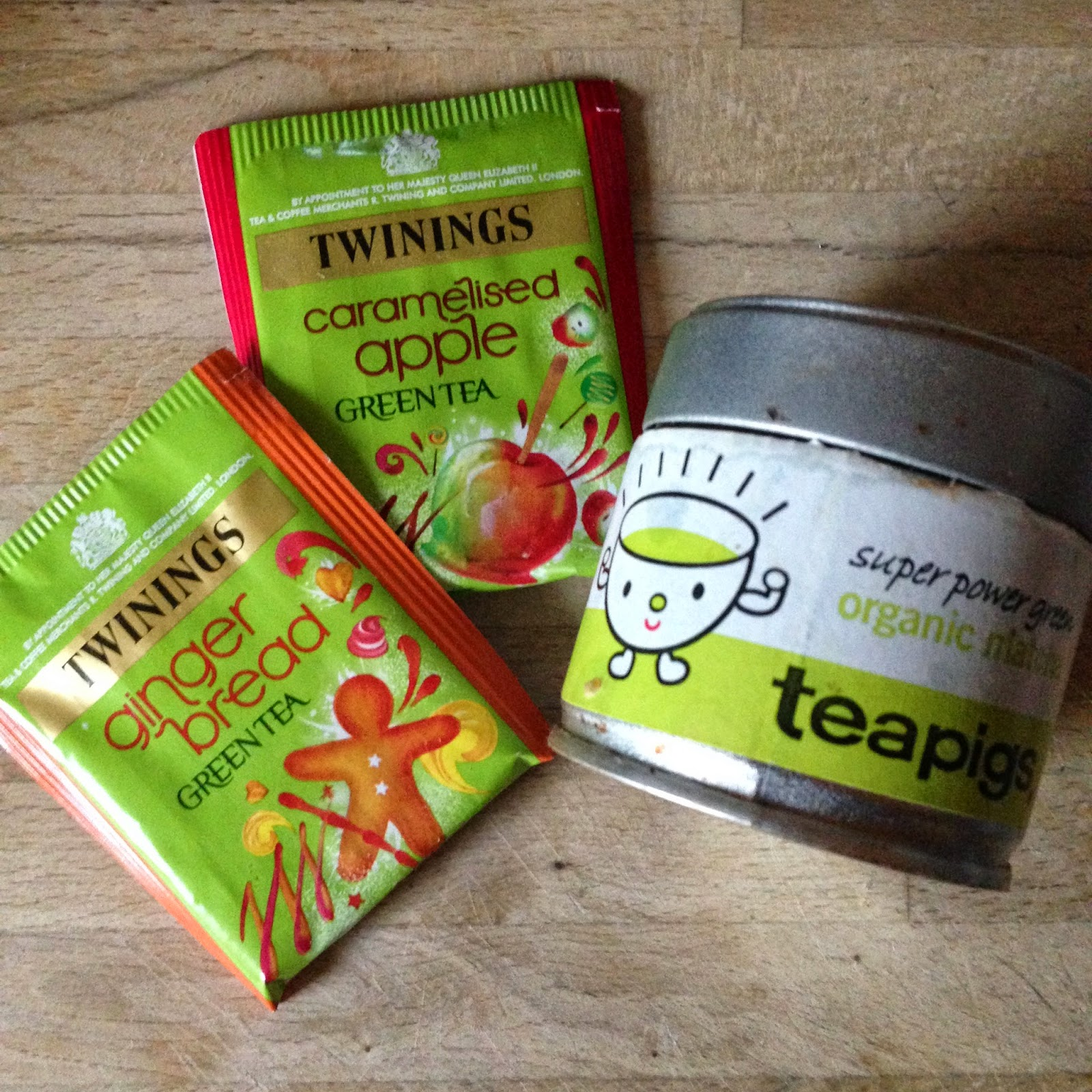 Twinings Tea Pigs Matcha Green Tea Love Life Lexi