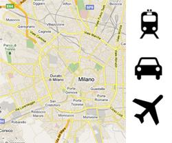 Come Arrivare a Milano in Aereo, Treno, Auto