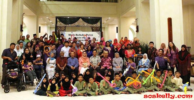 Majlis Buka Puasa, APFAM, I-Resolve, Brunsfield, KLGCC, Ramadhan, Buka Puasa, Orphanage, Charity