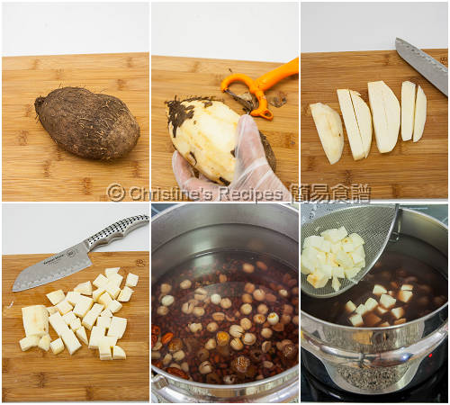 Eight Treasure Porridge Procedures