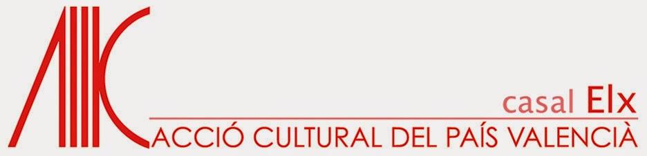 Casal Jaume I d'Elx - Delegació d'Acció Cultural del País Valencià a la ciutat d'Elx.