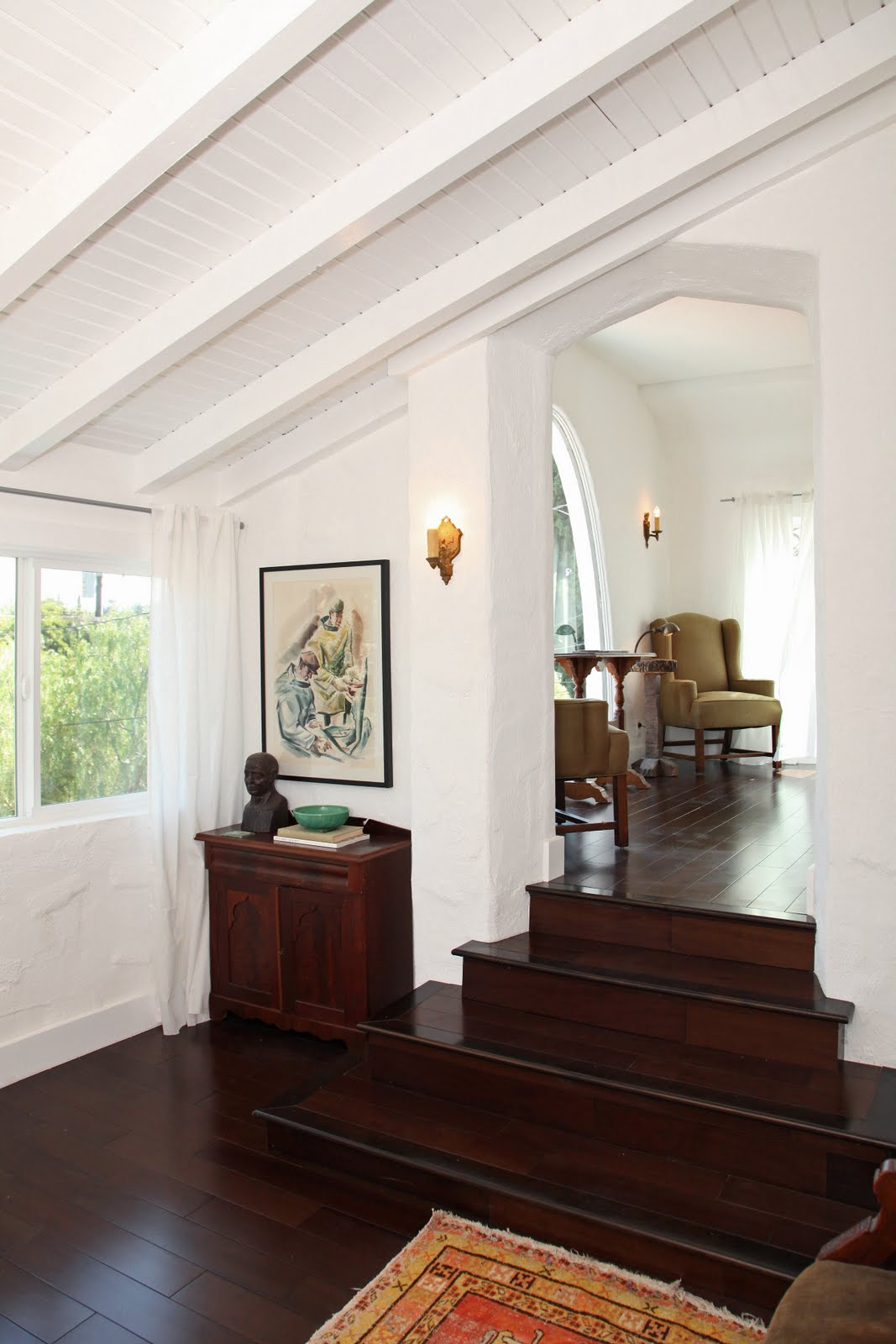 Sunken Foyer Home Decor : See this house spanish style charmer nbaynadamas