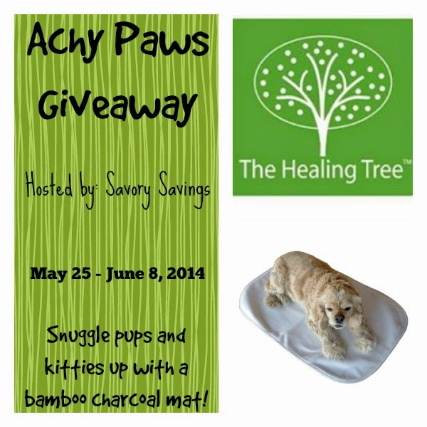 Achy Paws Self Warming Pet Mat Giveaway