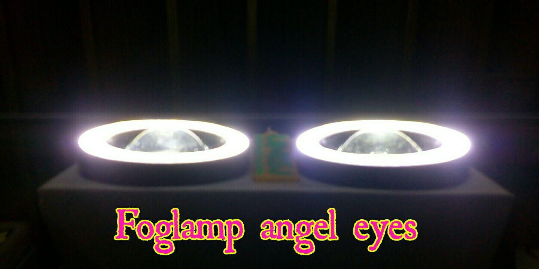 Harga Jual Lampu Tembak Variasi Mobil Rc Drift Mix Sorot Led Cree U5 Transformer Light Motor Fog Lamp Lensa Plus Angel Eyes Cob Seperti