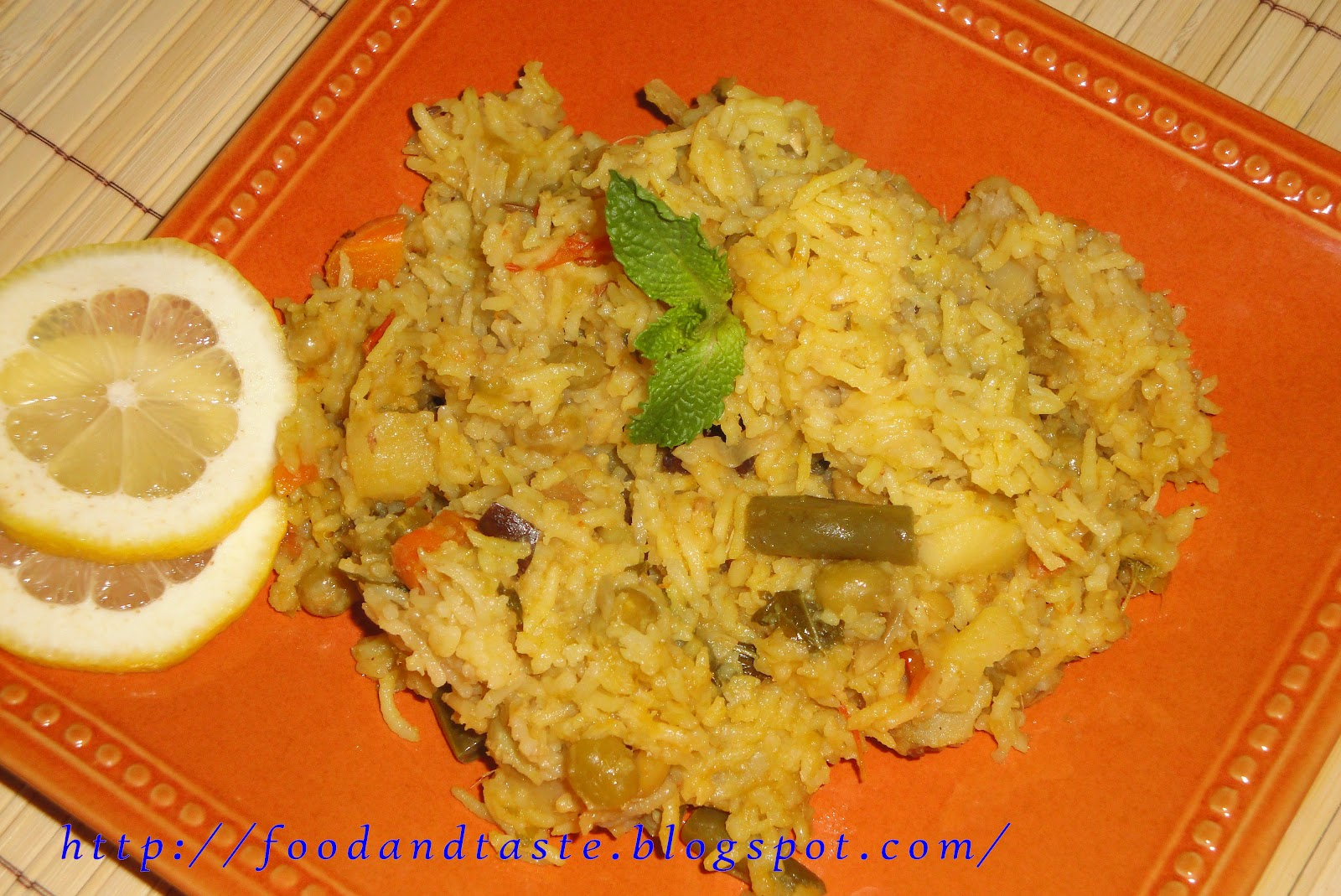 for rice vegetable rice or vegetable vegetable fried rice indian ...
