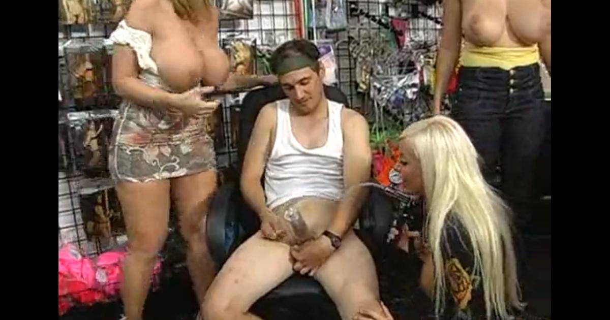 Porno Paradise Gianna Michaels