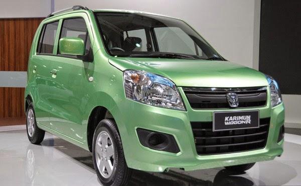 harga Suzuki Karimun Wagon R baru