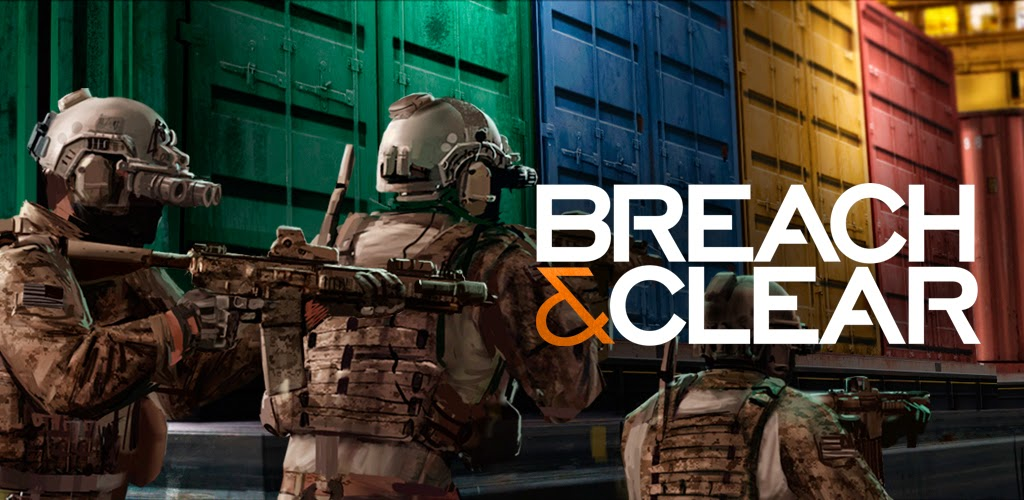 Breach & Clear v1.31e Mod Unlimited Money & Unlocked