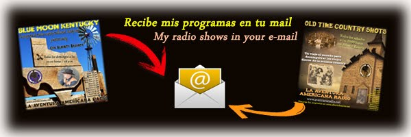 Recibe mis programas en tu mail