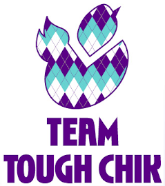 I&#39;m on Team Tough Chik!