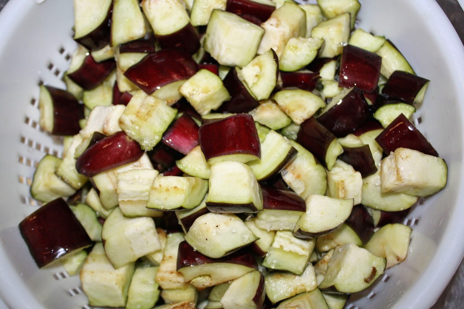 ricetta melanzane