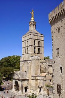 Notre Dame des Doms, Avignon, Frankrig