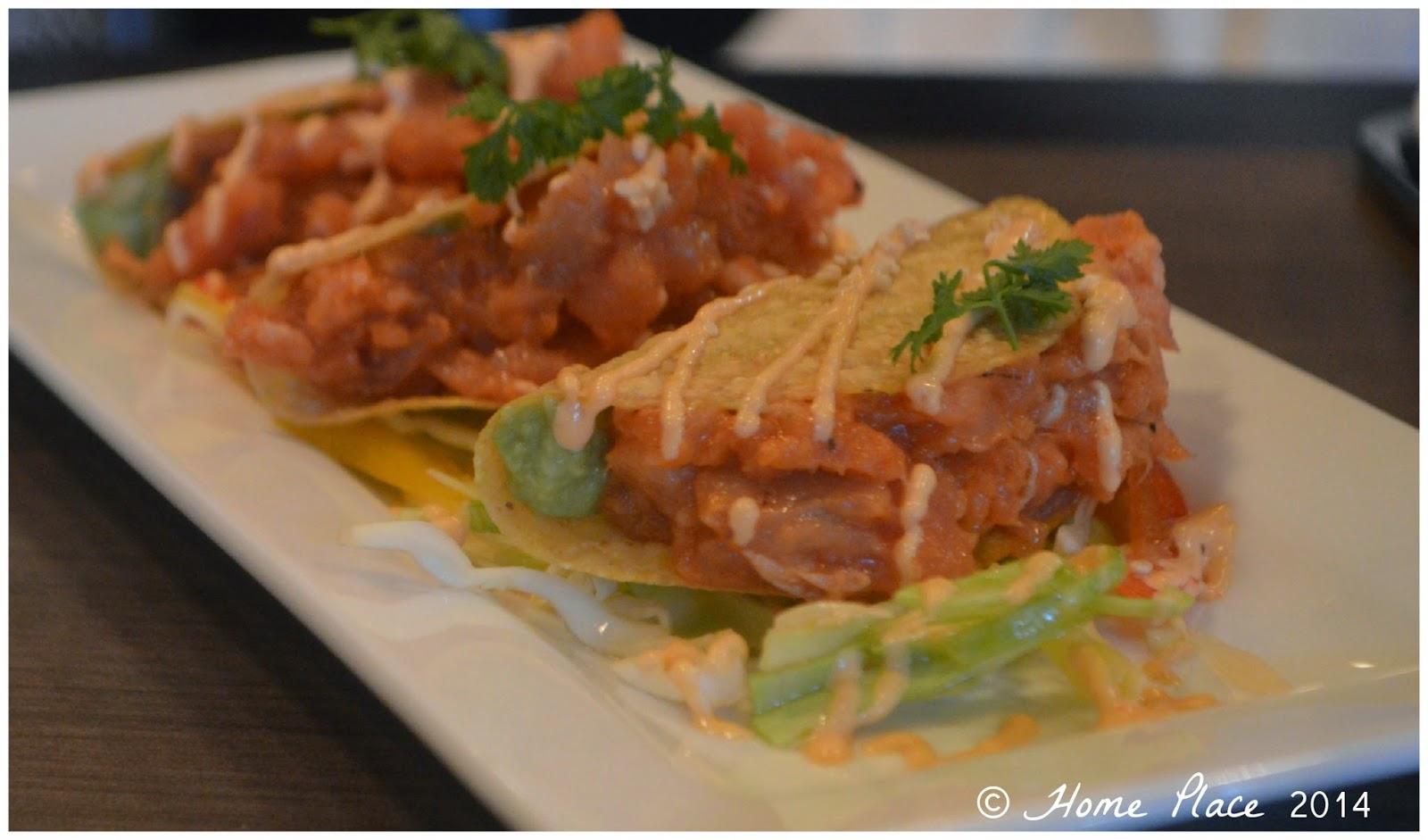 NIXS Hartford - Tuna Tartare Tacos