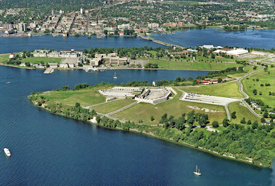 Kingston, Ontario, air tours, hotels, sightseeing