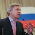 Diputado ruso acusa a EE.UU. de miopía geopolítica