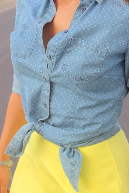 Denim_&_Lemon_Yellow_Skirt_The_Pink_Graff_06