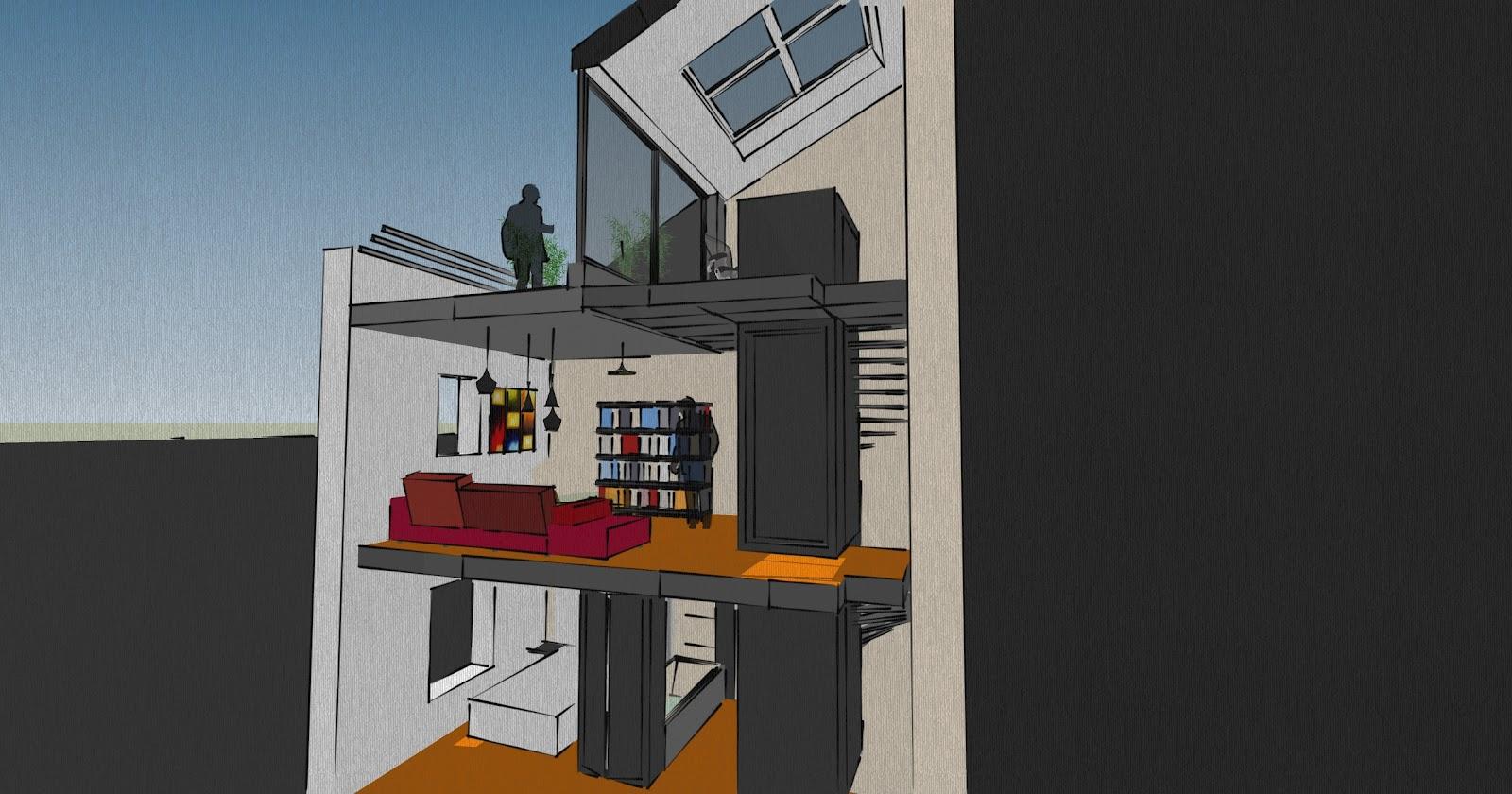 Ac Architecture Transformation Maison Virton