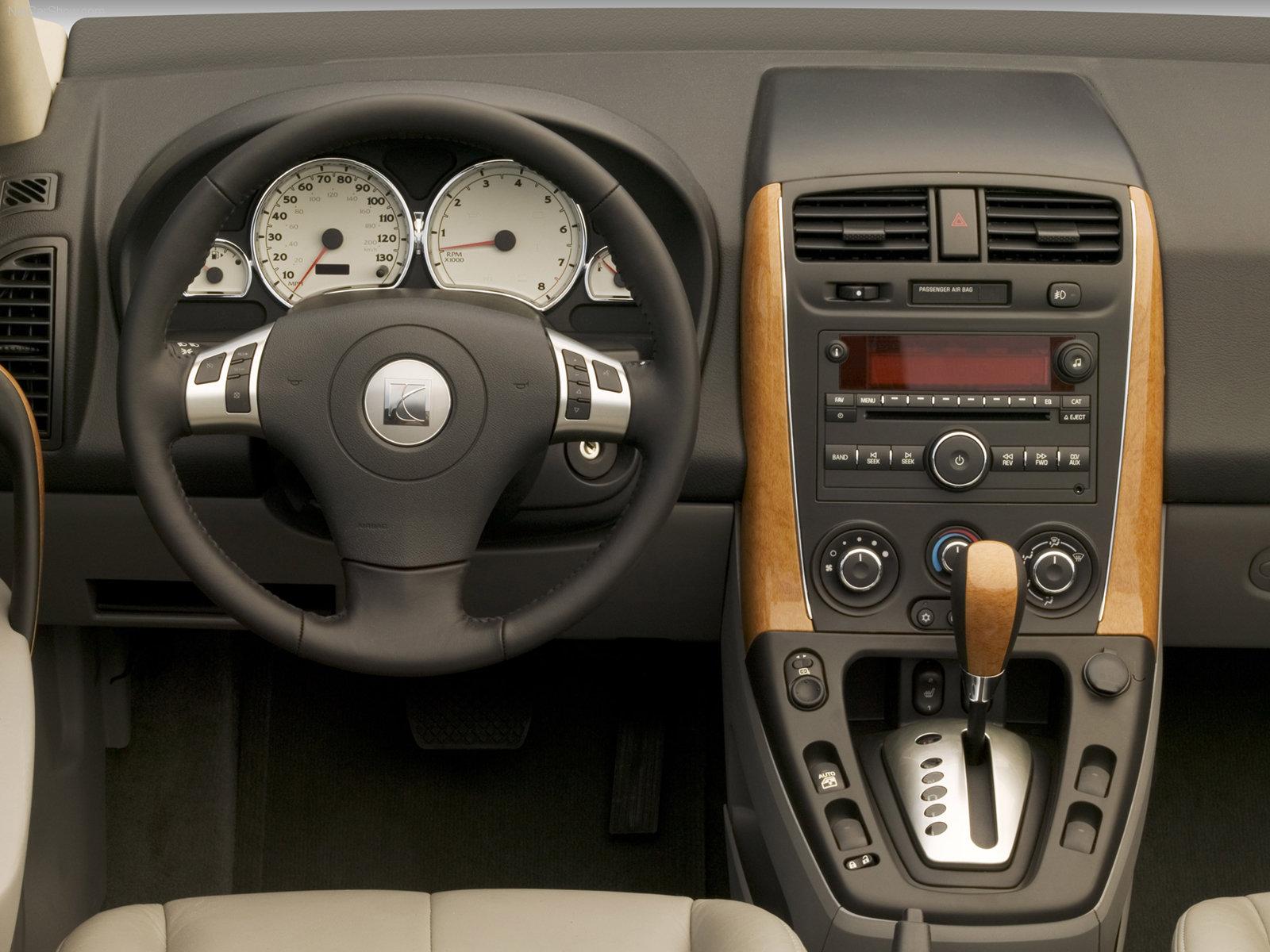 Hình ảnh xe ô tô Saturn Vue 2006 & nội ngoại thất