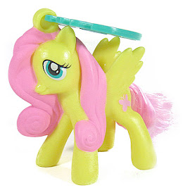 MLP Happy Meal Toy Fluttershy Figure by McDonald's