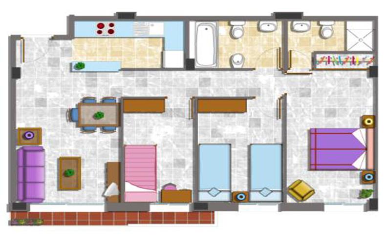 Planos arquitectonicos que es plano arquitectonico for Que es un plano arquitectonico