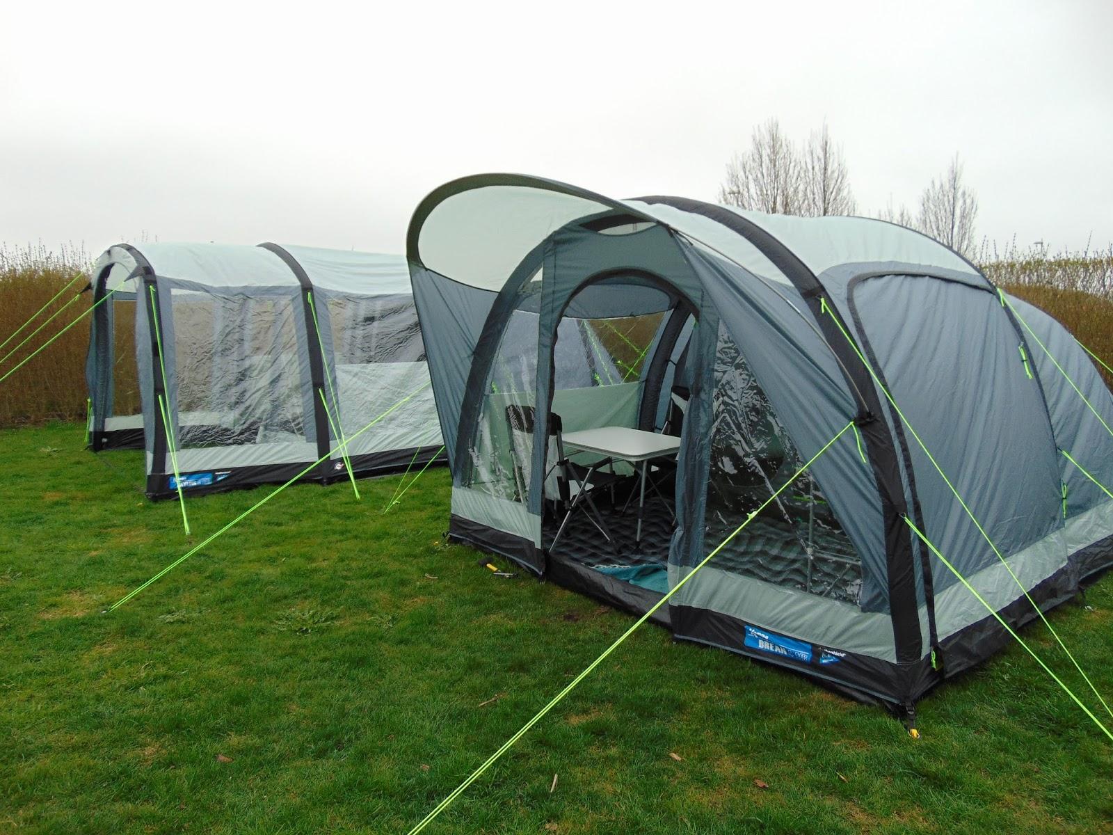 luft telt campingvogn